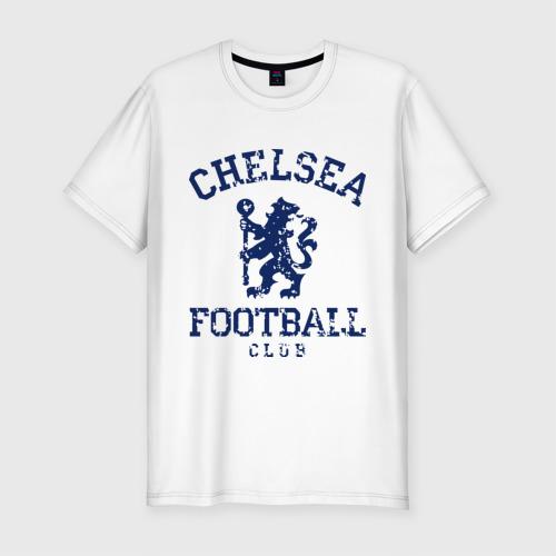 Мужская футболка премиум Chelsea FC