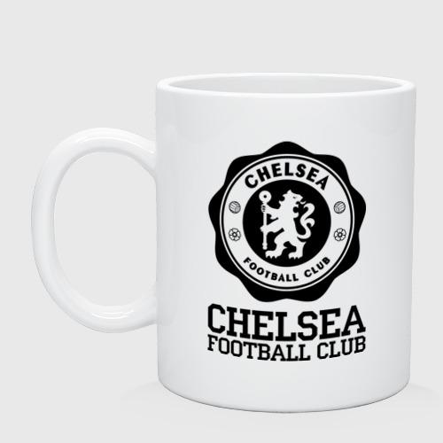 Кружка керамическая Chelsea FC