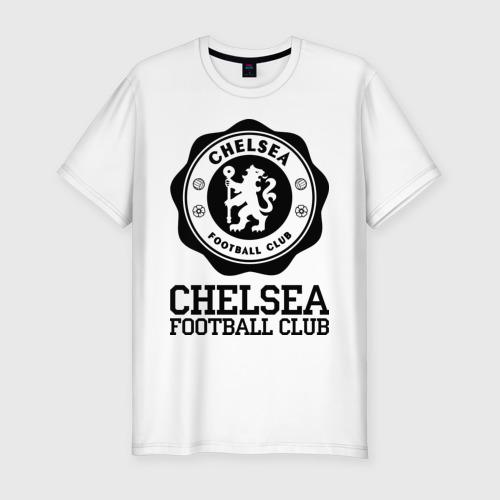 Мужская футболка хлопок Slim Chelsea FC