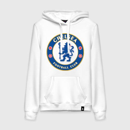 Женская толстовка хлопок Chelsea logo