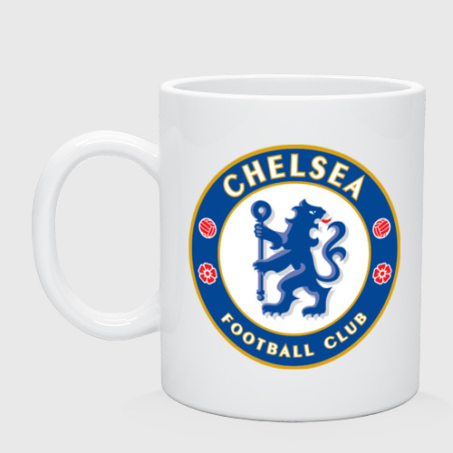 Кружка Chelsea logo