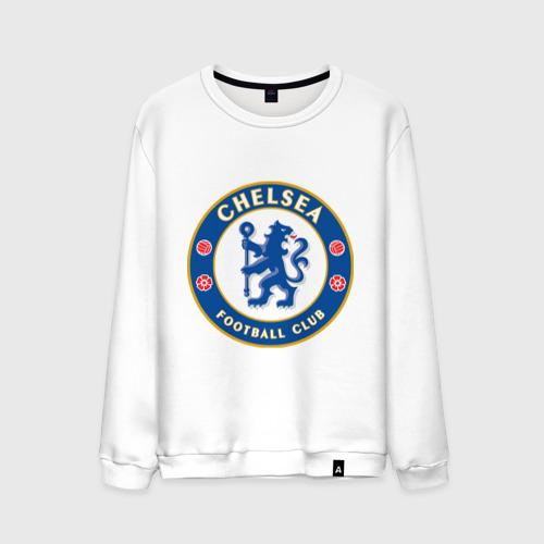Мужской свитшот хлопок Chelsea logo