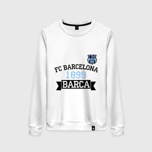 Женский свитшот хлопок Barca