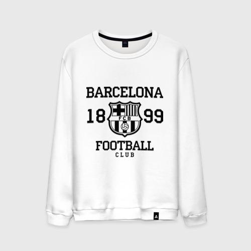 Мужской свитшот хлопок Barcelona 1899
