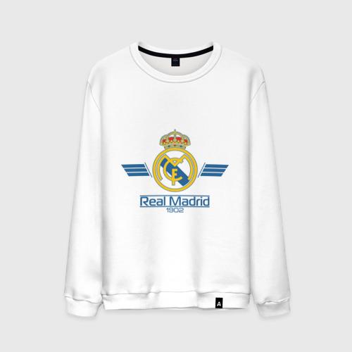 Мужской свитшот хлопок Real Madrid 1902