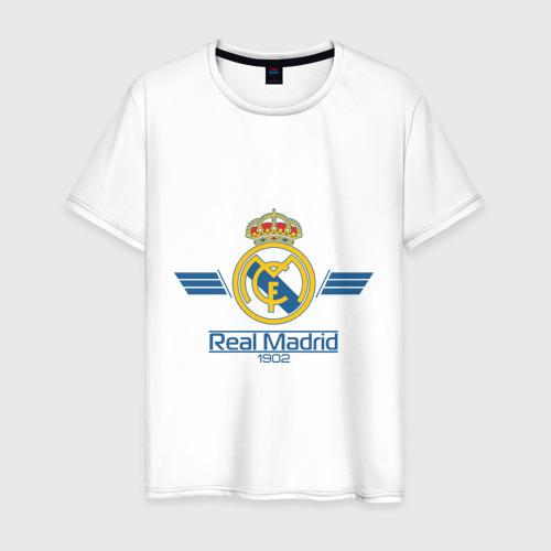 Мужская футболка хлопок Real Madrid 1902