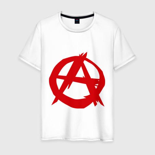 Мужская футболка хлопок Анархист