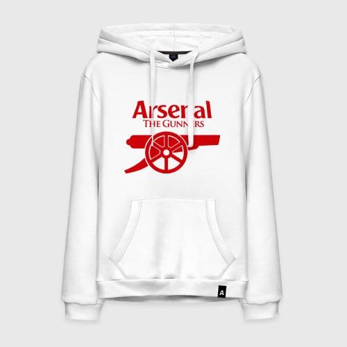 Мужская толстовка хлопок Arsenal