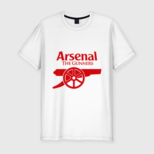 Мужская футболка премиум Arsenal