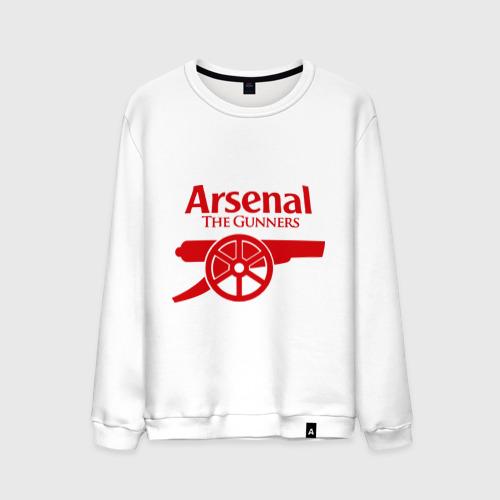 Мужской свитшот хлопок Arsenal
