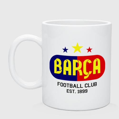 Кружка Barcelona Football club