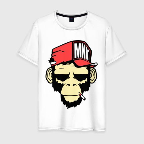 Мужская футболка хлопок Monkey Swag