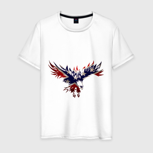 Мужская футболка хлопок Орел