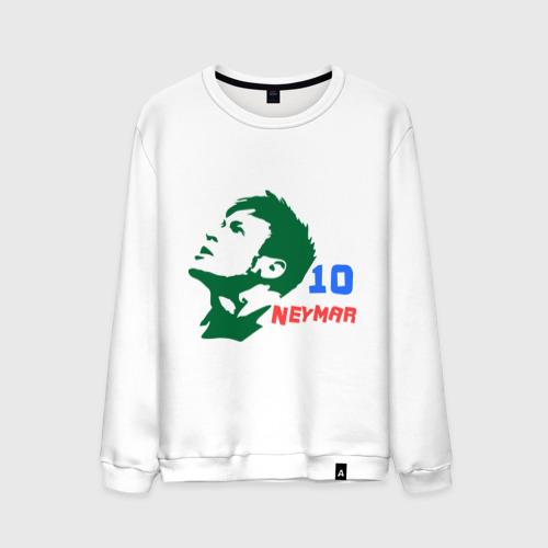 Мужской свитшот хлопок Неймар (Neymar)
