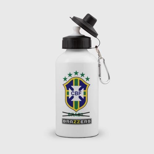 Бутылка спортивная Сборная Бразилии по футболу
