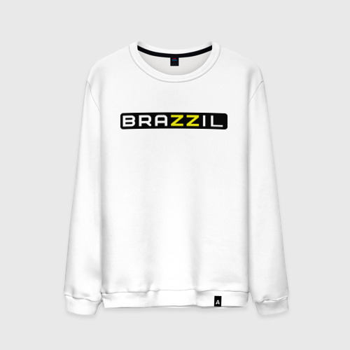 Мужской свитшот хлопок Brazzil