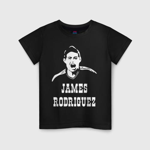 Детская футболка хлопок James Rodriguez