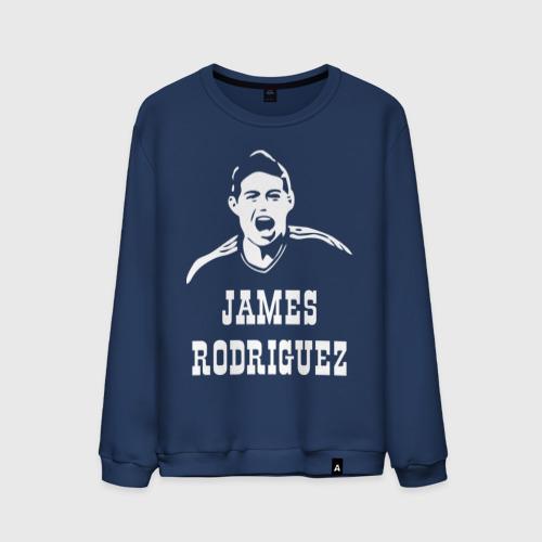 Мужской свитшот хлопок James Rodriguez