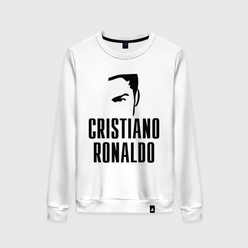 Женский свитшот хлопок Cristiano Ronaldo 7