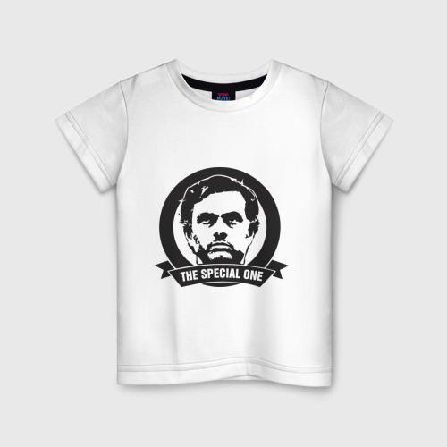 Детская футболка хлопок Jose Mourinho (Жозе Моуринью)