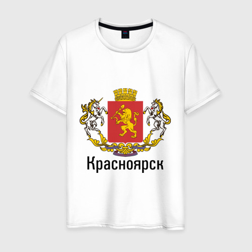 Мужская футболка хлопок Красноярск
