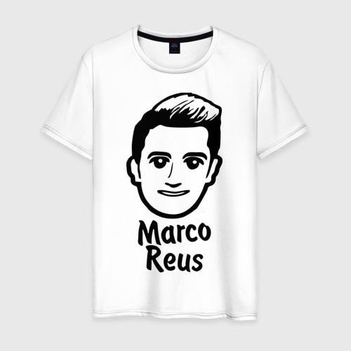 Мужская футболка хлопок Reus