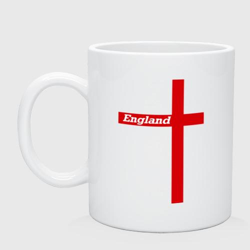 Кружка керамическая Сборная Англии