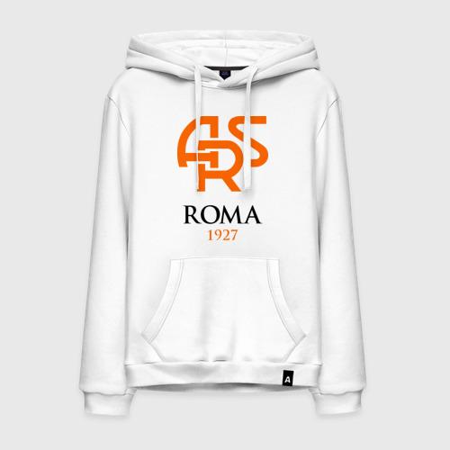 Мужская толстовка хлопок FC Roma Sign