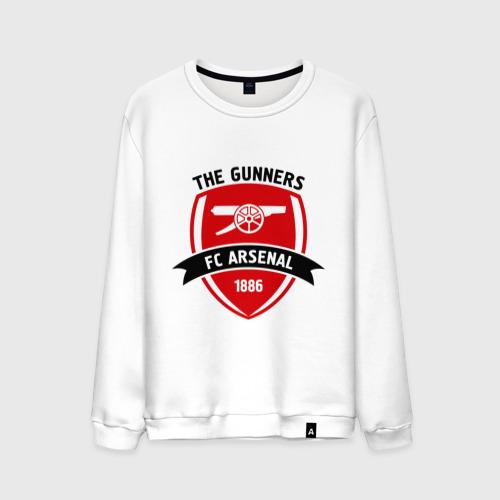 Мужской свитшот хлопок FC Arsenal - The Gunners