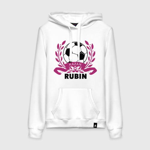 Женская толстовка хлопок ФК Рубин