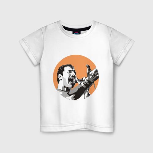 Детская футболка хлопок Show must go on