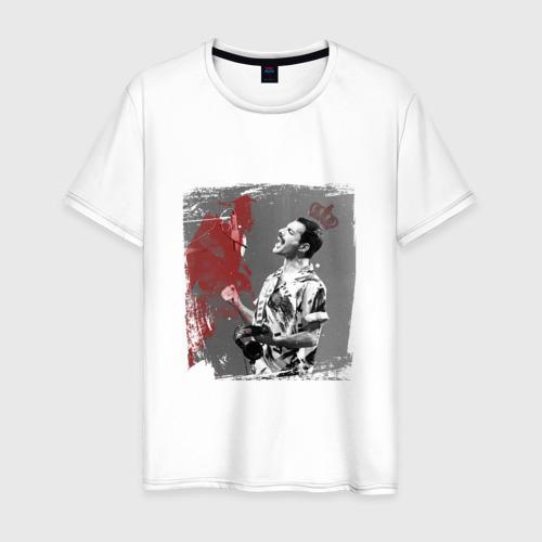 Мужская футболка хлопок Фредди