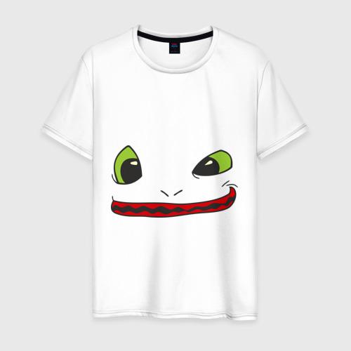 Мужская футболка хлопок Маленькая Фурия