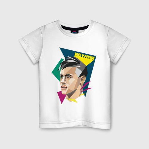 Детская футболка хлопок Неймар