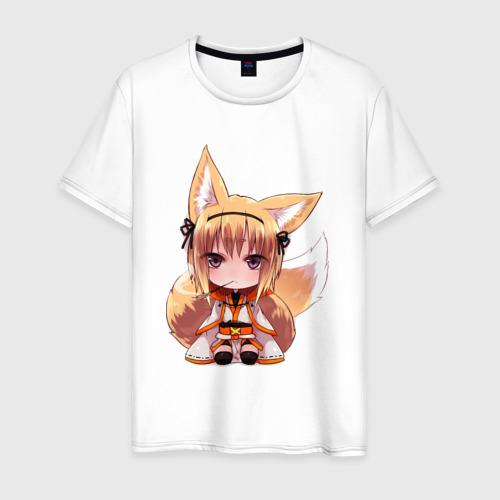 Мужская футболка хлопок Sukemyon Ichibi