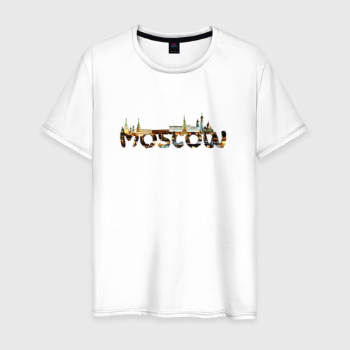 Мужская футболка хлопок Кремль