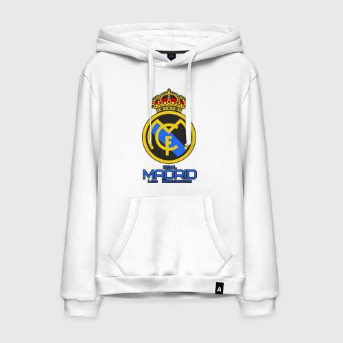 Мужская толстовка хлопок Реал Мадрид
