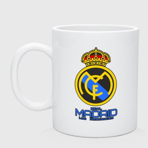 Кружка керамическая Реал Мадрид