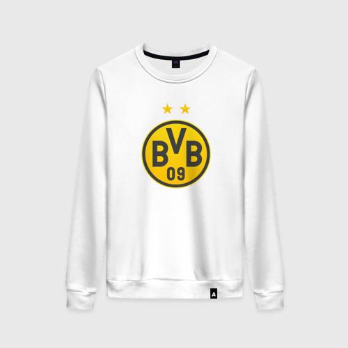 Женский свитшот хлопок Borussia Dortmund