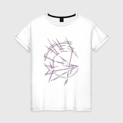 Женская футболка хлопок Skoda