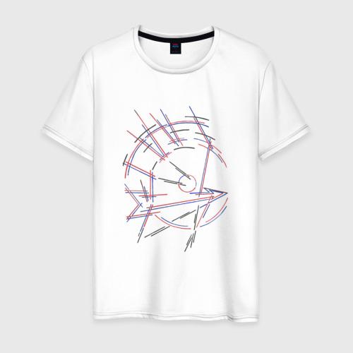 Мужская футболка хлопок Skoda