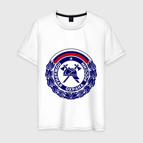 Мужская футболка хлопок Пожарная охрана России