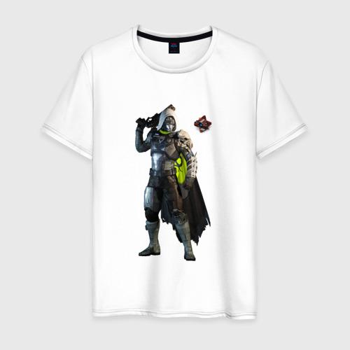Мужская футболка хлопок Destiny Hunter