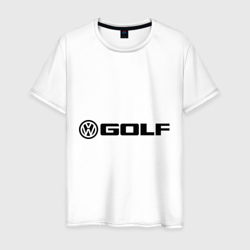 Мужская футболка хлопок Volkswagen Golf