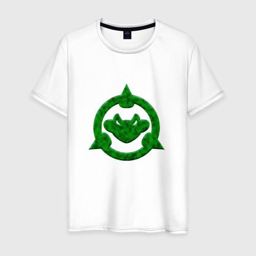 Мужская футболка хлопок Battletoads logo