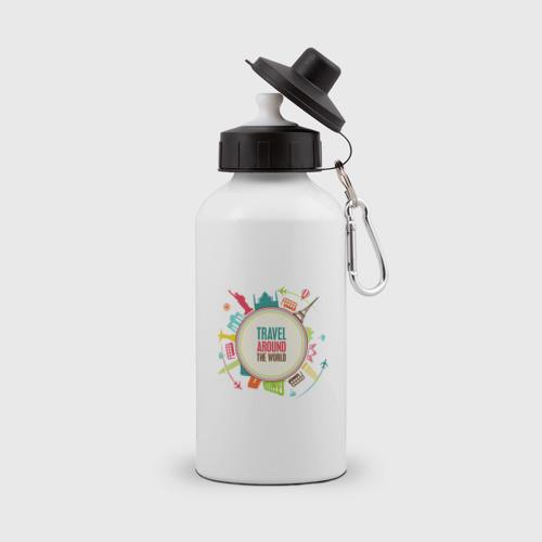 Бутылка спортивная Travel