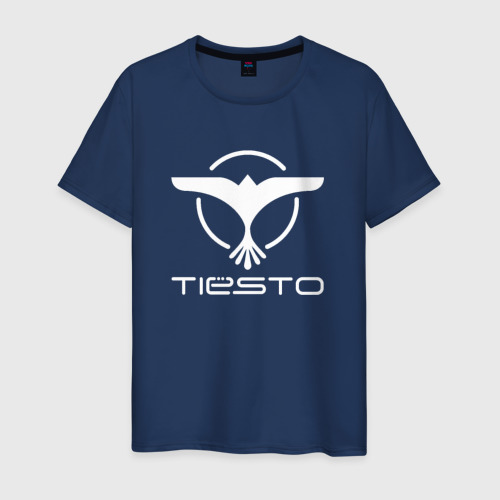Мужская футболка хлопок Tiesto