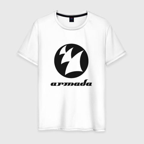 Мужская футболка хлопок Armada Music