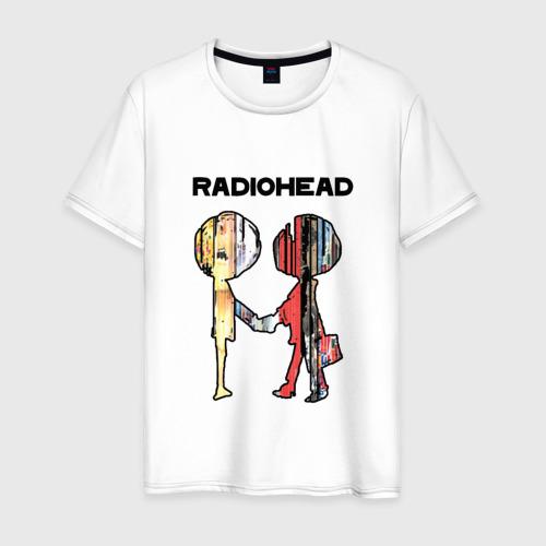Мужская футболка хлопок Radiohead