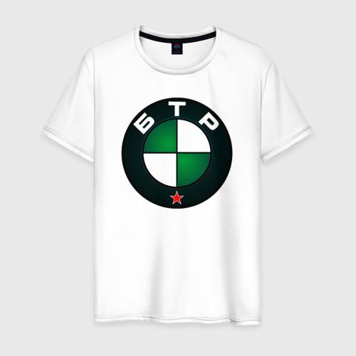 Мужская футболка хлопок БТР